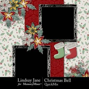 Christmas bell quickmix p001 medium