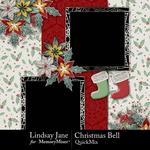 Christmas Bells QuickMix-$4.99 (Lindsay Jane)