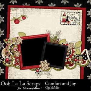 Comfort and joy quickmix p001 medium