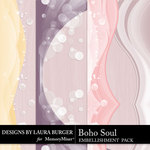 Boho Soul Border Pack-$3.99 (Laura Burger)
