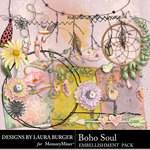 Boho Soul Add On Pack-$4.99 (Laura Burger)