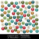 Falalalala Alphabet Pack 1-$3.99 (Carolyn Kite)