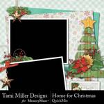 Home for Christmas QuickMix-$3.99 (Tami Miller)