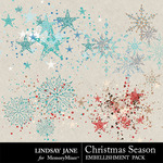 Christmas Season Scatterz Pack-$1.99 (Lindsay Jane)