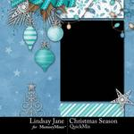 Christmas Season QuickMix-$4.99 (Lindsay Jane)