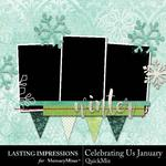 Celebrating Us January QuickMix-$1.99 (Lasting Impressions)