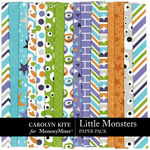 Little Monsters CK Paper Pack 1-$3.99 (Carolyn Kite)