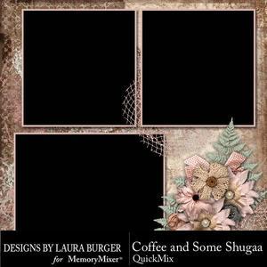 Coffee and some shugaa qm p001 medium