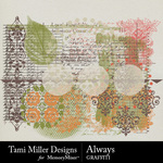 Always TM Graffiti Pack-$2.99 (Tami Miller)