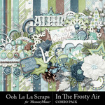 In The Frosty Air Combo Pack-$4.99 (Ooh La La Scraps)
