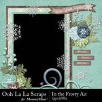 In The Frosty Air QuickMix-$3.99 (Ooh La La Scraps)