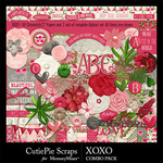 XOXO CPS Combo Pack-$7.49 (CutiePie Scraps)