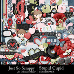 Stupid Cupid Combo Pack-$4.99 (Just So Scrappy)