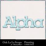 Freezing kit alpha small