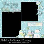 Freezing QuickMix-$3.99 (Ooh La La Scraps)