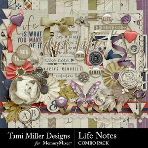 Life notes combo medium
