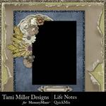 Life Notes QuickMix-$2.40 (Tami Miller)