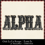 Love is kit alpha small