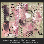 So This is Love JSD Mixed Media Pack-$3.99 (Jumpstart Designs)
