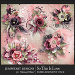 So This is Love JSD Cluster Pack-$3.99 (Jumpstart Designs)