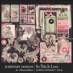 So This is Love JSD Add On Pack-$3.99 (Jumpstart Designs)