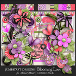 Blooming Love Combo Pack-$8.99 (Jumpstart Designs)