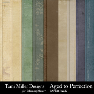 Aged to perfection papers medium