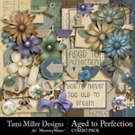 Aged to Perfection Combo Pack-$7.99 (Tami Miller)