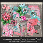 Sunny Attitudes Prevail Add On Pack-$3.99 (Jumpstart Designs)