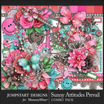 Sunny Attitudes Prevail Combo Pack-$8.99 (Jumpstart Designs)
