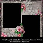 Sunny Attitudes Prevail QuickMix-$3.99 (Jumpstart Designs)