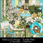 Lucky One Combo Pack-$4.99 (Ooh La La Scraps)