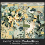 Woodland Dreams AddOn Pack-$3.99 (Jumpstart Designs)