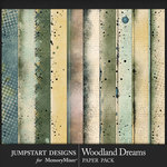 Woodland Dreams Blended Paper Pack-$3.99 (Jumpstart Designs)