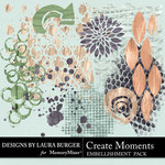 Create Moments Paint Messes Pack-$3.99 (Laura Burger)