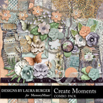 Create Moments Combo Pack-$7.99 (Laura Burger)