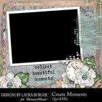 Create Moments QuickMix-$3.99 (Laura Burger)