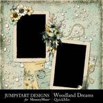 Woodland Dreams QuickMix-$4.99 (Jumpstart Designs)
