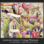 Cottage Weekends AddOn Pack-$3.99 (Jumpstart Designs)