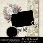 All of Me Loves All of You QM-$2.80 (Laura Burger)