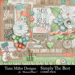 Simply The Best Combo Pack-$7.99 (Tami Miller)