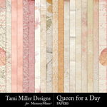 Queen for A Day Paper Pack-$3.99 (Tami Miller)