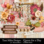 Queen for A Day Combo Pack-$7.99 (Tami Miller)