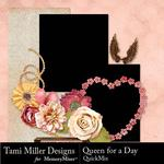 Queen for a Day QuickMix-$3.99 (Tami Miller)