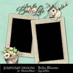 Boho Blooms QuickMix-$3.99 (Jumpstart Designs)