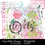 Delightful Graffiti Pack-$2.99 (Tami Miller)
