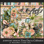 Every Day is a Celebration Combo Pack-$9.99 (Jumpstart Designs)