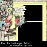 Mom OLL QuickMix-$2.80 (Ooh La La Scraps)