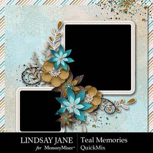 Teal memories quickmix p001 medium