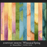 Whimsical Spring JSD WC Paper Pack-$3.99 (Jumpstart Designs)